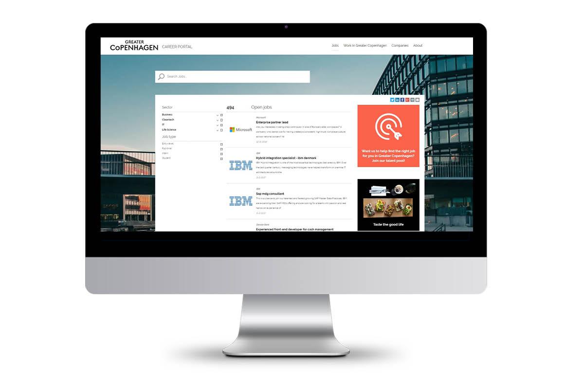 Greater Copenhagen Career Portal